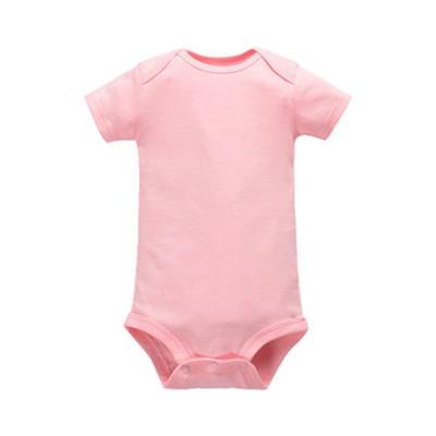 Custom Kids Organic 100% Cotton Baby Clothing Romper