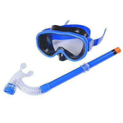 Kids Breathing Scuba Diving Goggles With Snorkel